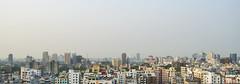 Dhaka 21st March (ASaber91) Tags: city skyline dhaka bangladesh gulshan mohakhali