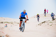 Cyclist Jean Andre (Rudr Peter | Smile to the world |) Tags: people terrain storm sports rain bicycle desert jean suspension hill bikes hobby hike andre trail toyota landcruiser doha qatar riders weekendwarrior roughroad mountainbikes fulltail rudrpeter qatarbiking ridersinqatar