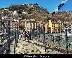 Photo accepted by Stockimo (vanya.bovajo) Tags: city travel bridge vacation people urban holiday man alps building men tourism saint architecture alpes grenoble buildings river french landscape cityscape view riverside tourists destination mn laurent iphone rhone isere iphonegraphy stockimo