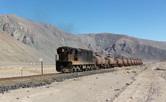 Got a job to do (david_gubler) Tags: chile train railway llanta potrerillos ferronor