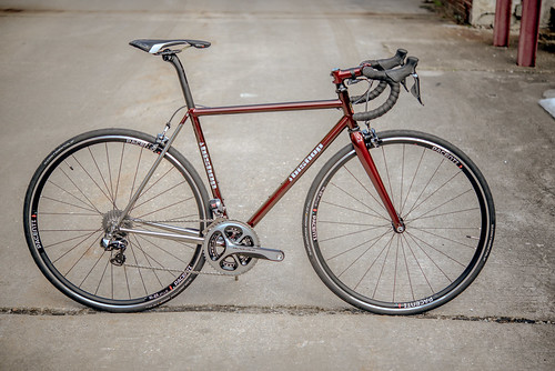 Jim's Road Bike
