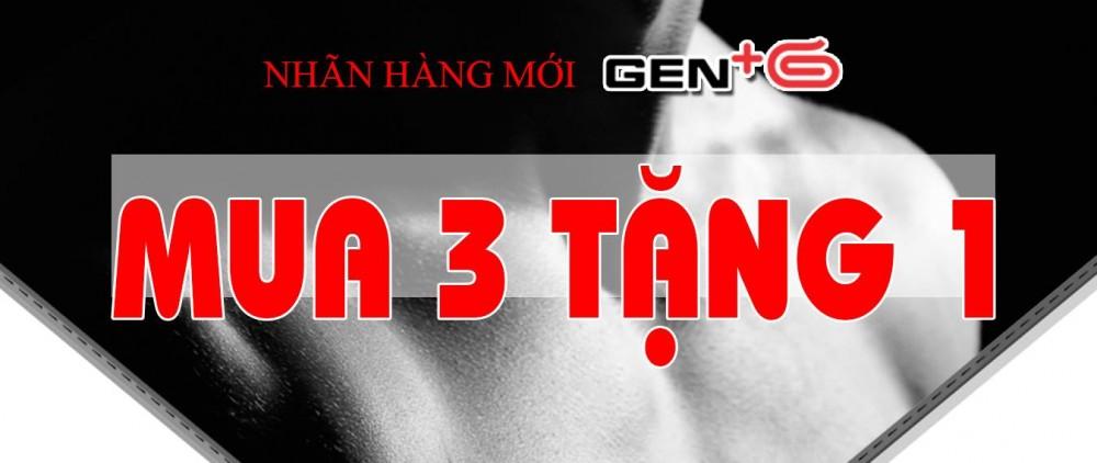 """""""GEN+ """" nhãn hàng mới đến từ GENVIET"""