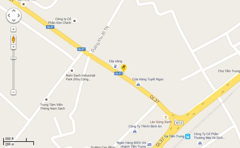 Tưng bừng khai trương siêu thị tại Ái Quốc, Hải Dương
