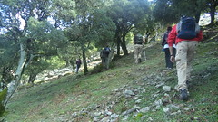 20/3/2016. , ,  &  . (Giorgos Sourtis) Tags: march ikaria hikers slope hinterland hikingtrails   langada   opsikarias