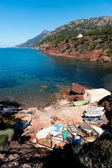 Port des Canonge 00143 (Sebas Adrover) Tags: espaa costa primavera coast spring spain mediterranean sunny unesco es mallorca mediterrneo baleares balearic balears tramuntana illesbalears soleado serradetramuntana portdescanonge saserra