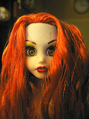 Zombie Belle - avatar 2 (Alkiyan) Tags: doll zombie belle once upon mueca poupe wowwee