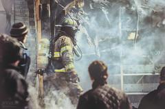 Firefighter (D-TaiL) Tags: city de fire hall nikon smoke vision québec firefighter ville hôtel dtail saintejulienne d7000