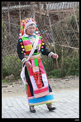DP1U6691 (c0466art) Tags: trip travel light people water festival race canon season living dance interesting colorful village chinese culture visit sing custom spill trandition 2016 custume 1dx c0466art