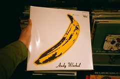 BANANA. (Nai.) Tags: music records 35mm coverart vinyl banana loureed 400 rockmusic andywarhol fujifilm pointandshoot filmcamera nico velvetunderground classicrock compactcamera xtra fujicolor filmphotography 60smusic colornegativefilm 135film pentaxespiomini