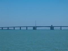 Puente Jose Leon de Carranza (antoniobraza) Tags: mar barcos cadiz vela velero yate oceanoatlantico barcodevela extramuros puertatierra puentejoseleondecarranza