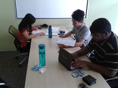 Students' Life (winne.song) Tags: students library meeting works discussion revision studies assignments unisza