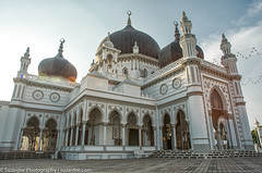 Masjid Zahir (Suzaidee) Tags: travel architecture asia muslim islam religion mosque kedah malysia travelphotography malaysiamosque
