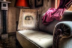 Maison de la marie (Batram) Tags: urban abandoned de lost bride la place haus mansion exploration maison urbex braut marie