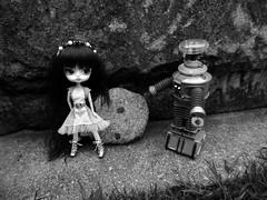 TrueFan Danger Danger Penny Robinson! (TrueFan) Tags: puddle robot contest lostinspace sooni 2016