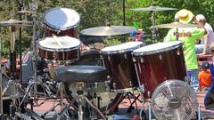 drums (timp37) Tags: june drums illinois farm band center childrens palos 2015