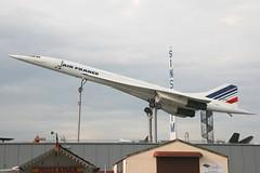 F-BVFB Sinsheim 1-9-2011 (Plane Buddy) Tags: museum concorde airfrance sinsheim fbvfb