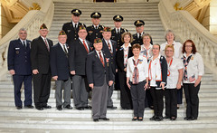 Loyalty Day 17_DSC0953 (padmva) Tags: freedom democracy pennsylvania vet flag pa veteran harrisburg veterans loyalty vfw vets paguard
