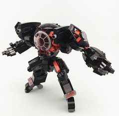 TIE WALKER (danielhuang0616) Tags: star order lego tie first walker wars mecha moc 2016 75101 76047