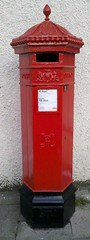 Richmond, Yorkshire (Revted94) Tags: richmond postbox penfold
