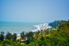 Beautiful Himchori (Diptta Bhattacharjee) Tags: travel travelling beach beautiful photography naturalbeauty bangaldesh chittagong seabeach traveldiary coxsbazar himchori beautifulbangladesh