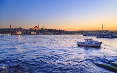 IMG_6457-Edit-2 (Sebastian[TR]) Tags: sunset seascape istanbul galata karakoy eminonu