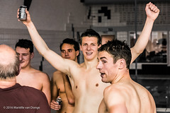 2016-04-17 De Zijl H2 kampioen reserve eredivisie_4168585.jpg (waterpolo photos) Tags: water sport contest nederland thenetherlands competition polo wedstrijd bal waterpolo borculo competitie reserveeredivisie