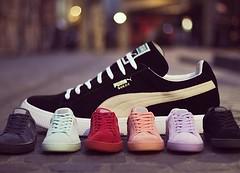 La Puma Sude avec toutes ces... (konsortium.avignon) Tags: black shoes sneaker puma suede uploaded:by=flickstagram instagram:photo=1173319340626455436329377217