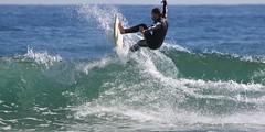 Sardinero abril 2016 (Dj Seve) Tags: costa beach mar surf waves wave surfing deporte olas santander cantabria cantabrico surfista sardinero surfero