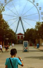 talvez em 1994 (quedy!) Tags: park old parque wheel giant de photography theme antiga fotografia hari hopi rodagigante diverses