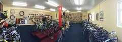 Conway Cycles Showroom4