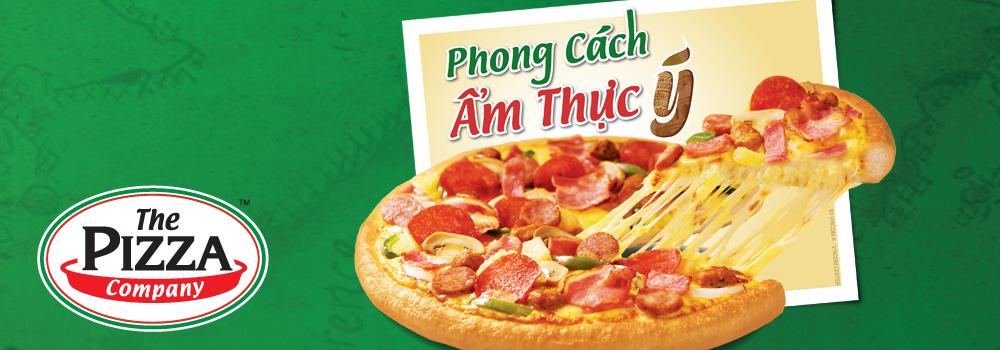 The Pizza Company - món ngon Ý chính hiệu