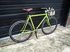 Cross Check as Beer Bike (Mr. Biggs) Tags: beer bike bicycle b17 singlespeed minimoto surly biggs beautyshot brooks mrbiggs crosscheck beerbike paulcomponents paulcomp knard somafab