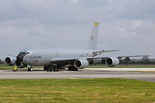 58-0057 KC-135R Stratotanker - 174thAS/185thARW/IA ANG - Sioux Gateway Airport, IA