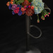 Bouquet On A Stool
