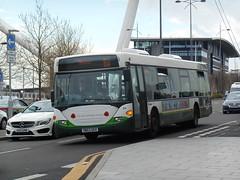 Newport Bus 64 'Private John Nicholas Murray' (Welsh Bus 16) Tags: 64 newport scania omnicity newportbus yn53ggy privatejohnnicholasmurray