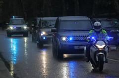 Metropolitan Police Special Escort Group Convoy (IOW 999 Pics) Tags: group police special convoy metropolitan escort