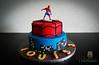 Hibeau (hibeau.cakedesign) Tags: cake design spiderman cakedesign hibeau hibeaucakedesign