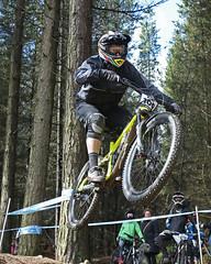 02 MTB SCDH 16 Apr 2016 (13) (Kate Mate 111) Tags: uk mountain bike forest cycling crash sheffield yorkshire steve competition racing downhill peat riding mtb mountainbiking grenoside