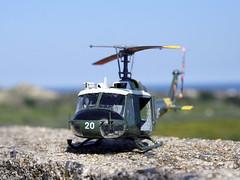 Uh-1B Finished (silvio petrolo) Tags: huey kit 172 italeri uh1b