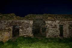 Ruin of 17th century brothel (patch7907) Tags: ireland night 17thcentury cork kinsale oldhead brothel