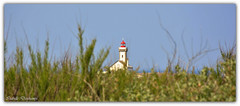 Phare de la Pointe du Poulain (Isabelle Photographies) Tags: france ile bretagne belle pointe phare poulain