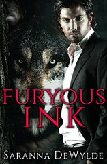 Furyous Ink (CoverReveals) Tags: contemporary romance paranormal