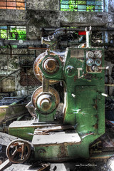 Rolling Mill II (Fine Art Foto) Tags: urban abandoned paper decay urbandecay heavymetal forgotten urbanexploration rotten derelict decaying urbex paperfactory lostplaces oldindustry lostplace