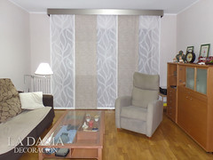 "Panel Japonés con galería decorativa acero • <a style=""font-size:0.8em;"" href=""http://www.flickr.com/photos/67662386@N08/26700166156/"" target=""_blank"">View on Flickr</a>"