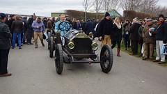SCAT Type C Racer Targa Florio 1911, Selwyn Francis Edge Trophy, 74th Members' Meeting (13) (f1jherbert) Tags: sony meeting motor alpha circuit goodwood 65 members 74th a65