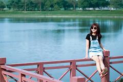 4 (Smilie FotoGrafer( +84 90 618 5552 )) Tags: bridge lake glass view meditation nh c ngon ngoi cnh h p gi cu xinh sc yn mu s thin p