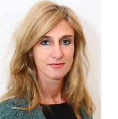 Female German Journalist with Dominant Sex Appeal (Barbies Land) Tags: woman german blonde nordic journalist blondeblueeyed