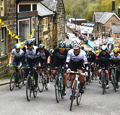 Tour de Yorkshire 2016 - Stage 3 (Simon Caunt) Tags: cycling nationalpark tour stage3 grosmont roadracing northyorkshiremoors nikond800 afsnikkor2470mmf28 cotedegrosmont tourdeyorkshire2016