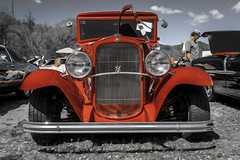 Red Ford Hot Rod (Topaz Simplify BuzSim) (*Ken Lane*) Tags: auto red usa car vintage geotagged rouge cool rojo classiccar vintagecar automobile unitedstates antiquecar cartoon northcarolina headlights voiture grill hotrod vehicle antiqueautomobile v8 carshow topaz redcar automvil avl wnc   classicauto vintageautomobile westernnorthcarolina classicautomobile vehculo vhicule oldfort voiturerouge automotivephotography  fordhotrod  classicvehicle automobilephotography worldcars   nikond800   topazfilter buzsim vhiculerouge automvilrojo geo:lat=3562793292 geo:lon=8218373045 2016mountainthundercarshow