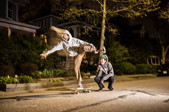 AlexandraCanal_20160418_7039 (alecanal93) Tags: longexposure nightphotography night umbrella canon lights skateboarding hill skaters skate skateboard skater canon5d panning speedlight markiii cuffin skatephotography canon5dmarkiii skatephotographer